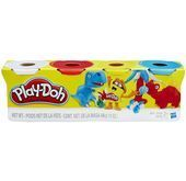 Ciastolina 4 tuby Color Play-Doh (classic)