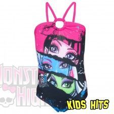 "Strój kąpielowy Monster High ""Scarecation"" 6 lat"