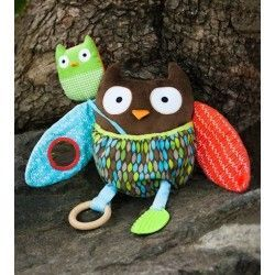 Zabawka Treetop Friends Owl Activity