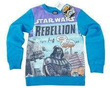"Bluza dresowa Star Wars ""Rebellion"" 9-10 lat"