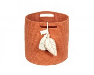 Lorena Canals, Basket Leaf Terracota